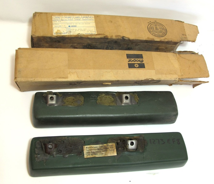 1940 1950s and 1960s Plymouth, Dodge, Desoto, and Chrysler parts
