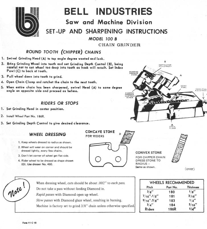 Vintage Bell Nielsen Set